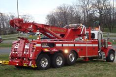 District of Columbia Fire Department, Heavy Rescue