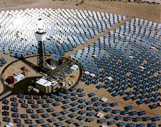 World's Largest Solar Power Plant Coming To CA Mojave Desert | Inhabitat - Green Design, Innovation, Architecture, Green Building