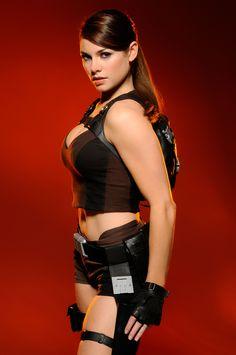 Official Lara Croft (Tomb Raider) by Alison Carroll 2008