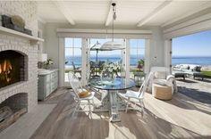 Breakfast Room Dennis Miller Beach House