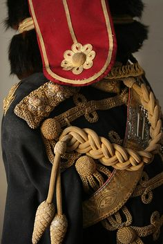 1895 11th Hussars Prince Albert's Own, Victorian Officer's Full-Dress Uniform