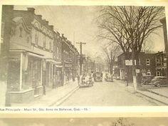STE.-ANNE-de-BELLEVUE, Quebec - 1940s FOLDER, 16 SCENES | #127152860