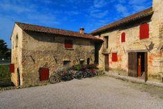 Una bellissima passeggiata in bicicletta lungo il Sentiero degli Ezzelini, un percorso ciclo pedonale che attraversa il Veneto