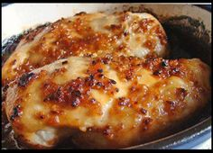 Best recipes CooKNoow.com © : Cheesy Garlic Baked Chicken