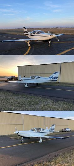 1992 Glasair II aircraft [Full Garmin Panel] Led Strobe, Performance Engines, Cruise, Aircraft, The Incredibles, Aviation, Cruises, Planes, Airplane