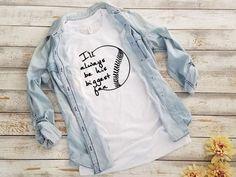 This item is unavailable Baseball Mom Shirts, Baseball Outfits, Pregnancy Announcement Shirt, Sports Mom, Sister Shirts, Love Shirt, Fall Shirts, Shirts With Sayings, Custom Shirts