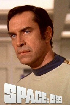 Image result for space 1999 KOENIG