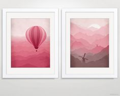 Hey, I found this really awesome Etsy listing at http://www.etsy.com/listing/129044132/set-of-nursery-prints-pink-nursery-decor