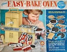 I liked the Easy Bake Oven so much that I wrote an article about it in Global Toy News!