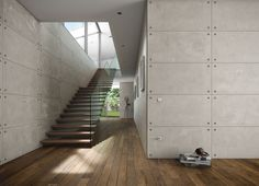 Unique tiles by Feri & Masi