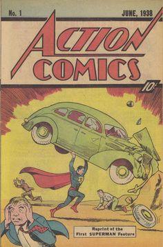 Action Comics [Superman Sleeping Bag] #1