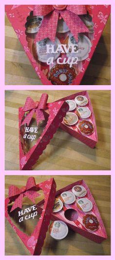 Keurig Kcup valentine box. this is adorable