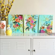 Meet Bari Ackerman of @barij, a self-taught artist who proves that with color, more is more. http://wandeleur.com/bari-j-designs-the-curated-maximalist/
