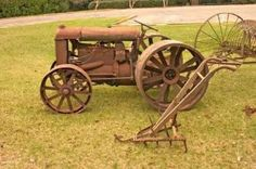 Antique Farming Equipment - 36
