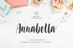 Annabella Script @creativework247 Wedding Fonts, Font Setting, I Feel Pretty, Embroidery Fonts, Script Fonts, Blog Design, Modern Calligraphy, Pretty Fonts, Beautiful Fonts