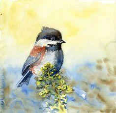 Birdie by Tania Vasylenko