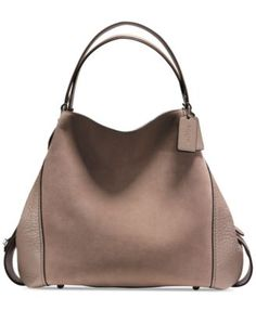 0753718149 COACH COACH Edie Shoulder Bag 42 In Mixed Leathers.  coach  bags  shoulder