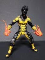 Sunspot (Marvel Legends) Custom Action Figure [Sunspot]