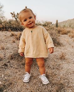Cute Baby Girl Outfits, Cute Outfits For Kids, Cute Baby Clothes, Organic Baby Clothes, Toddler Girl Outfits, Cute Little Baby, Cute Babies, Baby Kids, Cute Children