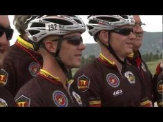 Marines & Army Split Cycling Medals in 2012 Warrior Games