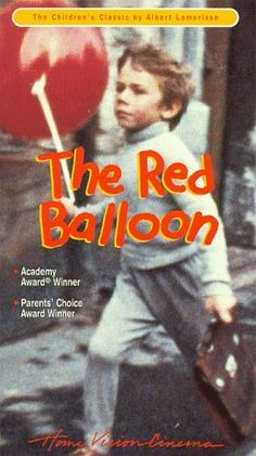 The Red Balloon (1956) · A red balloon with a life of its own follows a little boy around the streets of Paris.