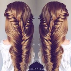 ulyana aster - intricate twist braid