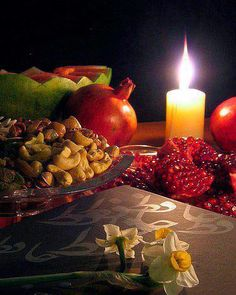 yalda is celebrated on the northern hemispheres longest night of the year