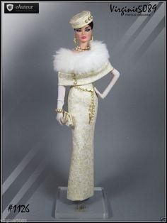 Tenue Outfit Accessoires Pour Barbie Silkstone Vintage Fashion Royalty 1126 | eBay