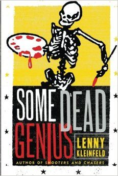 """A pair of Chicago homicide detectives are investigating the murder of an artist.  On the trail of the last days of this painter, they unearth too many other talented corpses.  As they hunt for this elusive serial killer, a number of obstacles interfere including a mob boss, a City Hall fixer and even the FBI.  """"Some Dead Genius"""" is Lenny Kleinfeld's second work and from the looks of this thriller - he has many more on the way."""