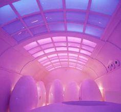 sketch restaurant Londres; les toilettes!