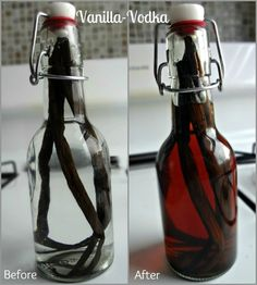 The Cooking Actress: Homemade Vanilla Extract