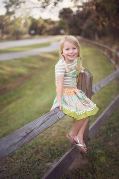 Use Olivia skirt pattern and add loops and tie.