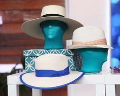 This season's trendiest headwear. Golden Girls, Panama Hat, Fashion News, Beauty Hacks, Seasons, Display, Style, Floor Space, Swag