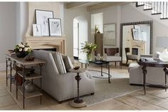Villa Couture - Living Room - Stanley Furniture