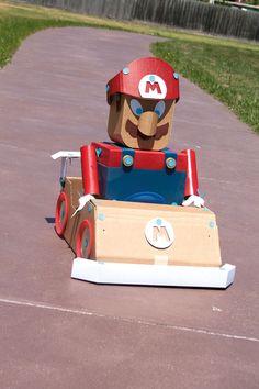 Super MarioKart by Jenny, Australia