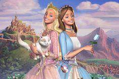 Barbie Life, Barbie World, Princess And The Pauper, The Princess, Barbie Cartoon, Barbie Images, Barbie Movies, Barbie Collection, Barbie Dress