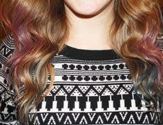 Get Temporary Streaks of Color in Your Hair | Beauty - Yahoo! Shine