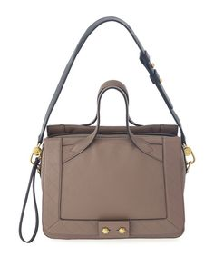 Marc by Marc Jacobs Lady Moto Satchel in Woodland