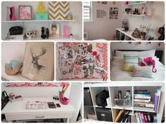 Laur DIYs bedroom. I loooove it<3  http://youtu.be/SzvuR9z0uow