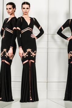 Zuhair Murad | Spring 2014 Ready-to-Wear Collection | Style.com
