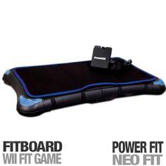 Dreamgear DGWII-3129 Wii Fit Fitboard 3-in-1 Bundle - With Wit F