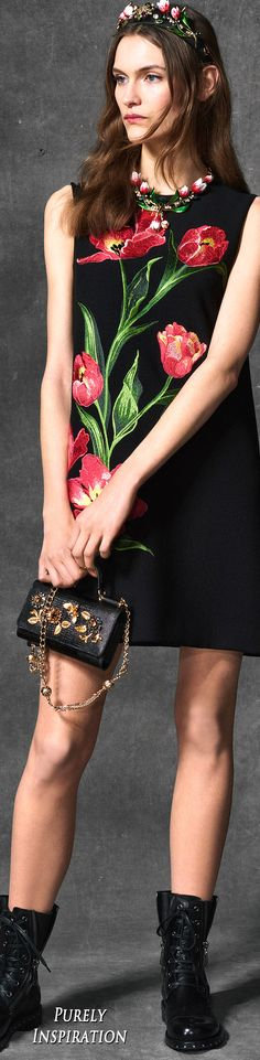 Dolce & Gabbana Winter Collection | Purely Inspiration