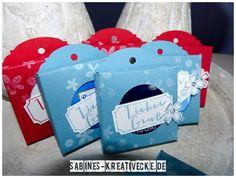 Sabines-Kreativecke: Goodies für meine Stempelmädels mit Anleitung zum Nachbasteln
