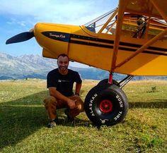 Small Airplanes, Vintage Airplanes, J3 Cub, Piper Aircraft, Bush Pilot, Bush Plane, Private Plane, Transportation Design, Potpourri