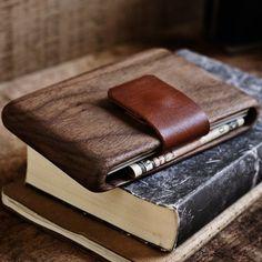 Wood Wallet by Haydanhuya