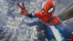 Spider-Man is an upcoming action-adventure game based on the Marvel Comics superhero Spider-Man, developed by Insomniac Games and published by Sony Interacti. Spider Man 2, Free Spider, Sunset Overdrive, The New Spiderman, Amazing Spiderman, Spiderman Marvel, Spiderman Ps4 Gameplay, Hulk Superhero, Marvel Heroes