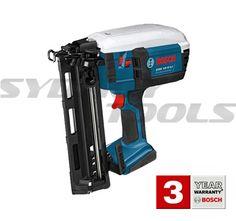 Bosch GSK 18 V-LI BBB 18V Li-Ion Cordless Pneumatic Nailer