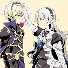 Kamui/Corrin, Leon , Fire Emblem Fates