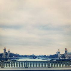 #Pont Alexandre III in #Paris | #art #architecture #ek_magazine