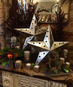 Christmas decor at Caruso & Company